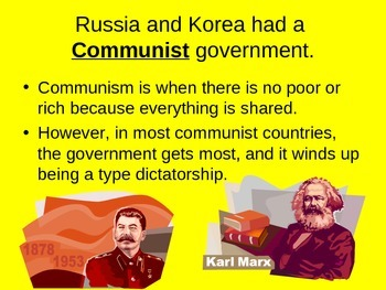 Communism and Vietnam PowerPoint