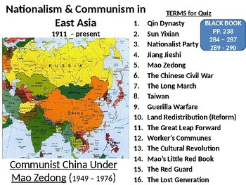 Communism in China: Mao's Communist Revolution