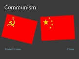 Communism in China and USSR