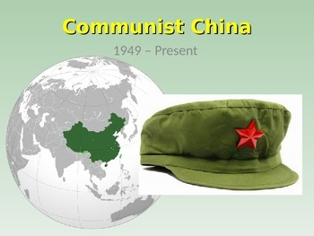 Communist China Guided Notes
