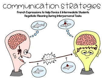 Communitcation Strategies: French expressions to help negotiate meaning