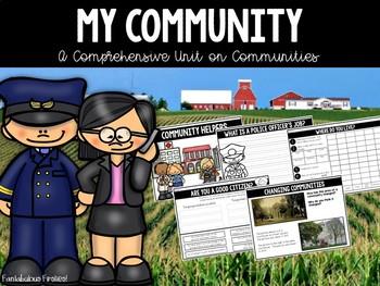 Communities Social Studies Unit