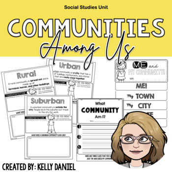 Social Studies: Communities Among Us