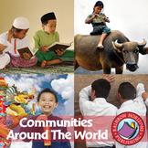 Communities Around The World Gr. 2-3