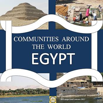 Communities Around the World - Egypt (the study of an African country)