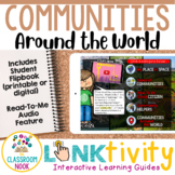 Communities Around the World LINKtivity® | Digital Guide | Distance Learning