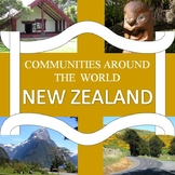 Communities Around the World - New Zealand (the study of a country)