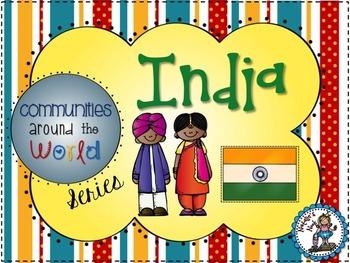 India - Communities Around the World Series
