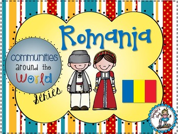 Romania - Communities Around the World Series