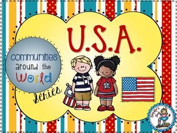 United States of America - Communities Around the World Series