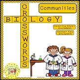 Communities Crossword Puzzle