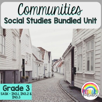 Communities Bundled Unit- SK outcomes IN3.1, 3.2 & 3.3