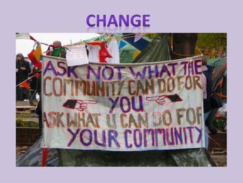 Communities Change