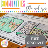Communities Change Over Time: A Past and Present Unit Free