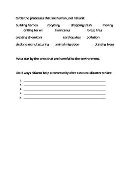 Communities Change Over Time Unit Study Guide
