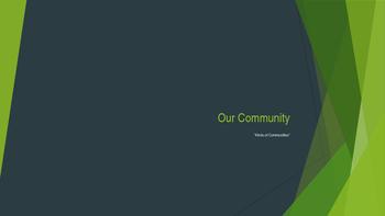Communities, Chapter 2