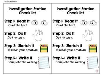 Communities Investigation Station