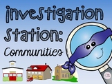 Communities Investigation Station