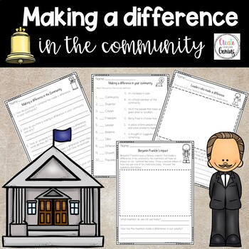 Communities Making a difference in the community