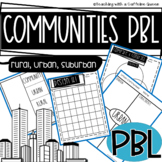 Communities PBL Rural, Urban, and Suburban STEM