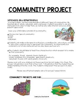 Communities Project