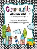 Communities Resource Pack: Urban, Suburban, and Rural Community