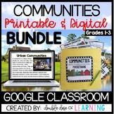 Communities (Rural, Urban, Suburban): Digital for Google &