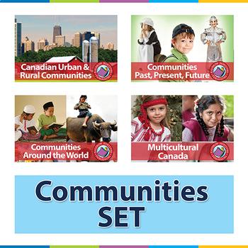Communities SET Gr. 2-3