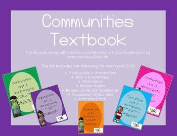 Communities Textbook Bundle