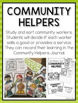 Communities | Community Helpers