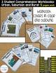 Communities Unit: Urban, Suburban, Rural with PowerPoint Slides