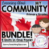 Communities Canada BUNDLE