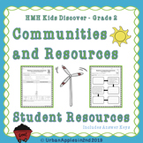 Communities and Resources l HMH Kids Discovery l Grade 2