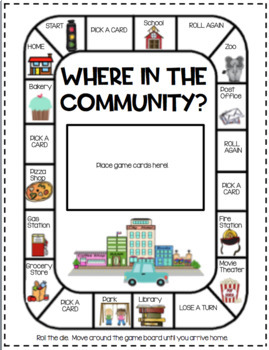 Communities and Their Helpers...Craft and Activities!