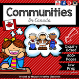 Grade 2 Social Studies Alberta {Communities in Canada: VALUE BUNDLE}