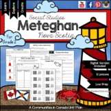 Grade 2 Social Studies Alberta {Communities in Canada: Meteghan Nova Scotia}