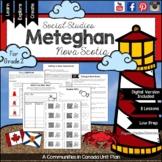 Grade 2 Social Studies Alberta {Communities in Canada: Meteghan Nova Scotia}