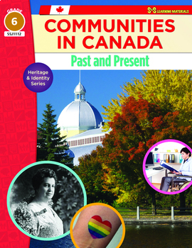 Communities in Canada, Past & Present Grade 6: Ontario Curriculum