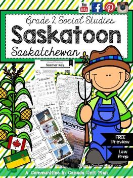 Saskatoon, Saskatchewan SNEAK PEEK