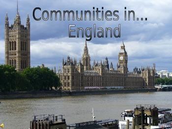 Communities in England