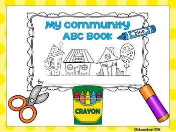 Community ABC book