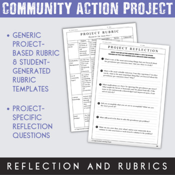Community Action Project: Mental Health