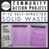 Community Action Project: Solid Waste Issues