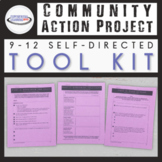 Community Action Projects Tool Kit {Printable and Digital Option}