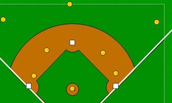 Community Based Instruction Baseball Trip Laminated Worksheet & Video Activity