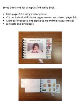 Community Based Instruction Flip Book