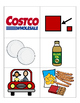 Community Based Instruction Scavenger Hunt - Costco