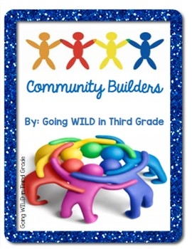 Community Builders for Classroom Community!