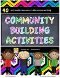 Community Building Activities    (40 activities)