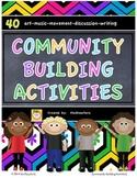 Community Building Activities    (40 activities)
